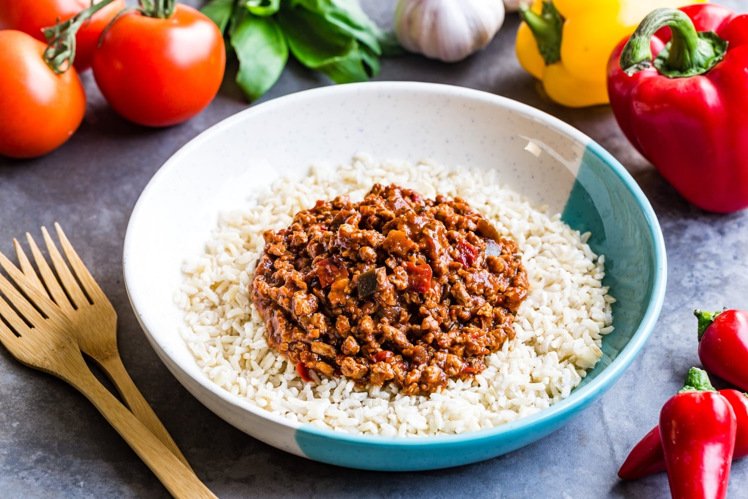 Anglia Crown's Soya Minced Chilli and Wholegrain Carbs