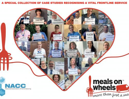 Anglia Crown is delighted to support #MealsOnWheels